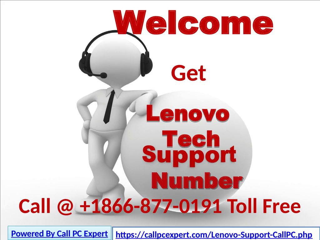Lenovo Support 1866-877-0191 Phone Number