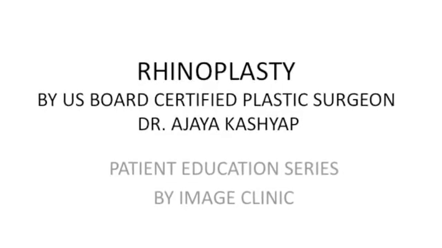 Rhinoplasty or Nose Surgery by Dr. Ajaya Kashyap
