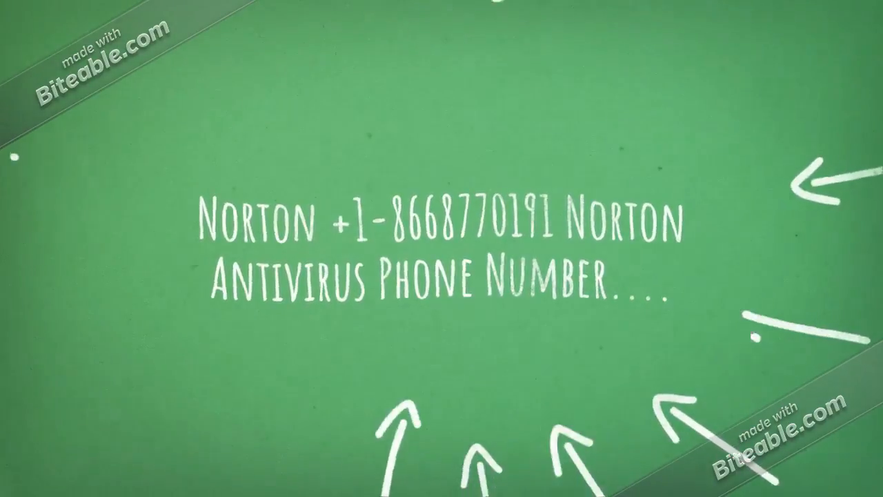 Norton +1-8668770191 Norton Antivirus Phone Number