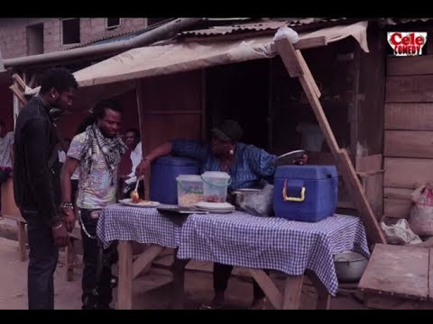Hungry Youths Rob Restaurant owners On Daily Basis (CELE COMEDY ) ( EPISODE 16)