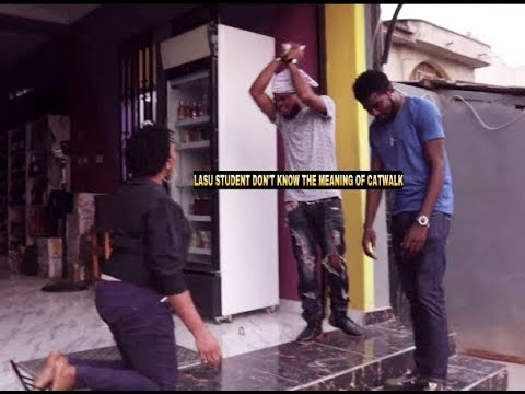 LAGOS STATE UNIVERSITY GRADUATE (CELE COMEDY ) ( EPISODE 19)