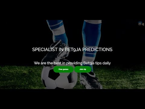 Bet9ja football predictions