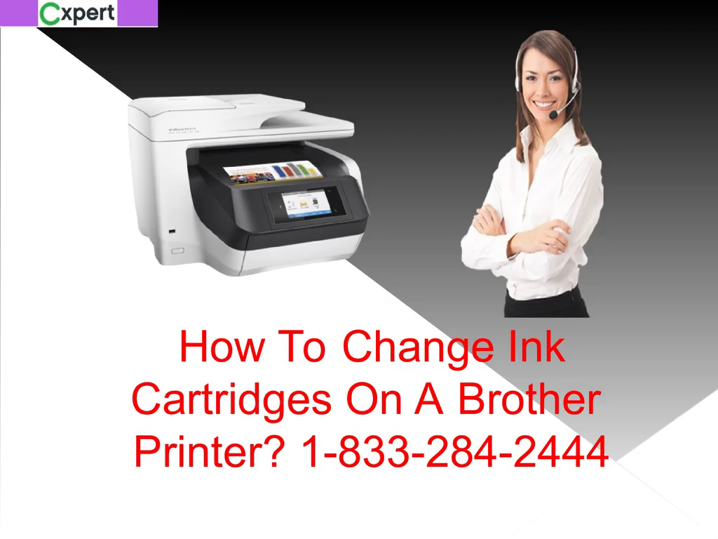 Brother Printer Support Phone 1-833-284-2444 Number USA