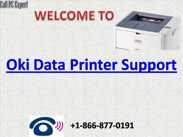 Oki data printer support 1866877-0191
