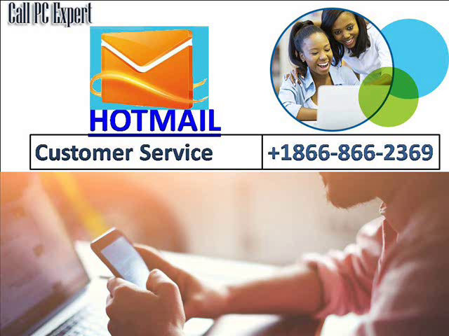 Hotmail Customer Service-1866-866-2369