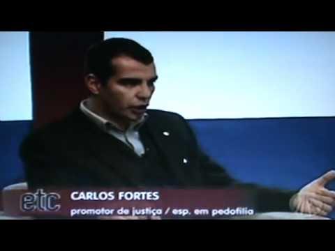 Carlos Fortes - Promotor de Justiça, fala sobre abuso sexual de crianças e adolescentes