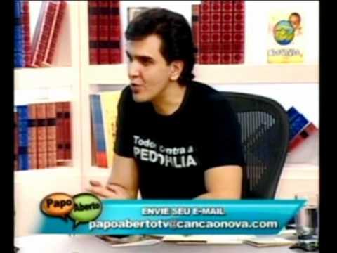 TODOS CONTRA A PEDOFILIA - CHALITA - CARLOS FORTES - parte 3