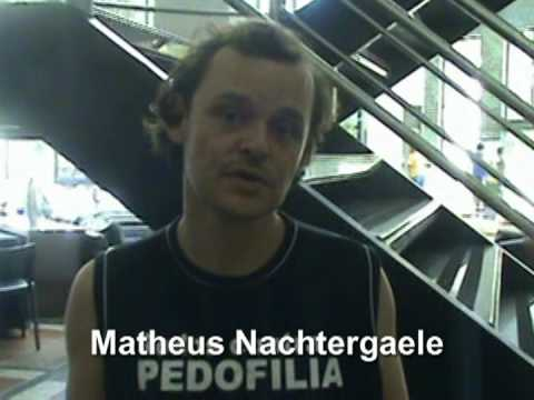 TODOS CONTRA A PEDOFILIA MATHEUS NACHTERGAELE