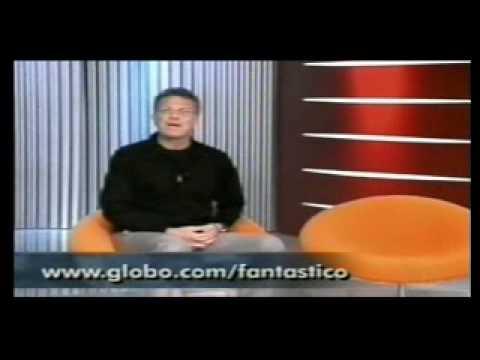Pedofilia na Internet - Fantástico 2010
