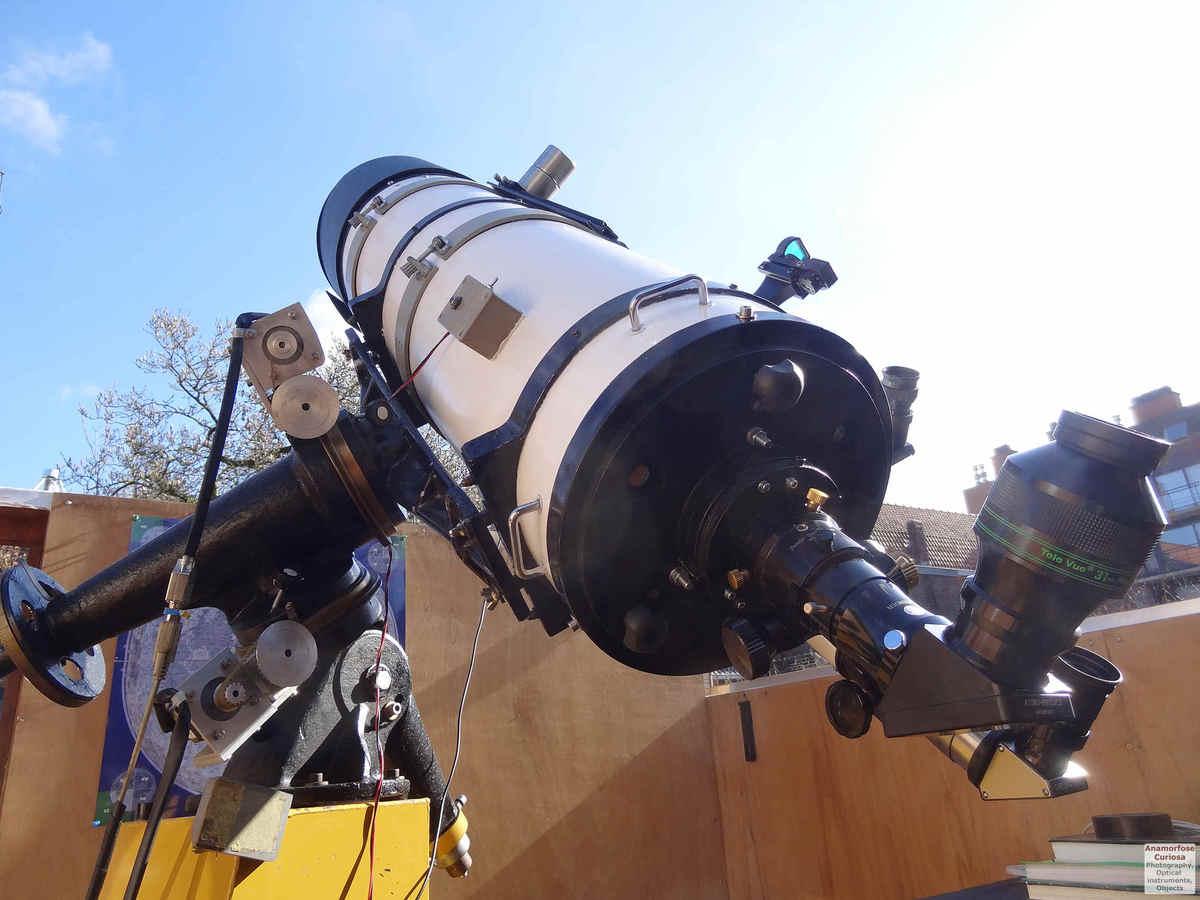 Site de  Télescopes Antiques (ATOS)