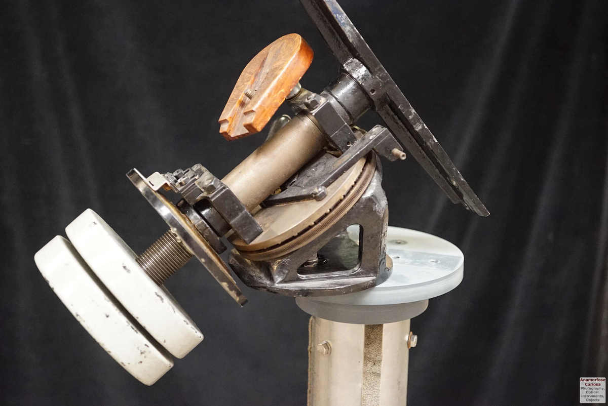 George Calver Equatorial Mount +/- 1880