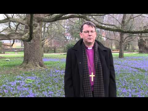 Biskop Johan Tyrbergs påskhälsning 2015