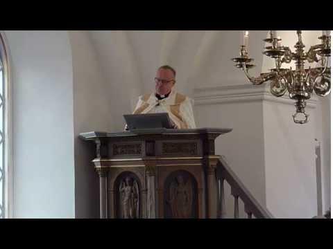 Predikan vid Brågarps återöppnande