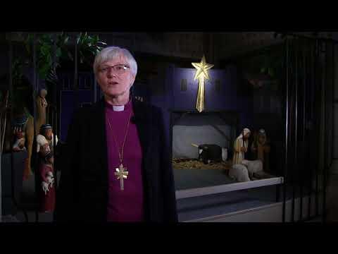 En julhälsning från ärkebiskop Antje Jackelén
