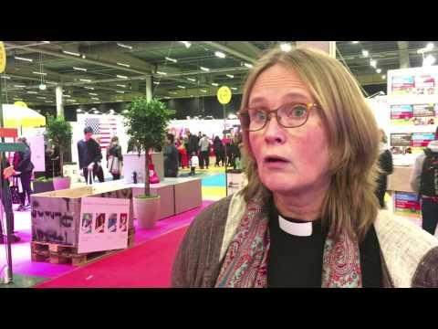 Svenska kyrkan på rekryteringsmässan i Malmö