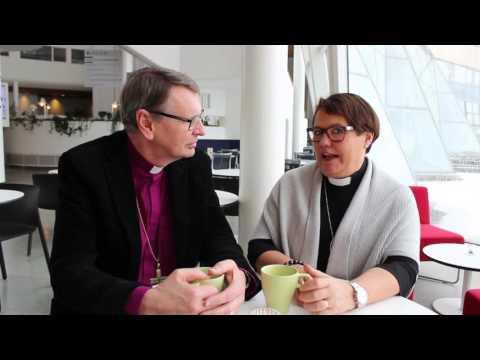 Nåd i realtid - Präst- och diakonmöte 2017