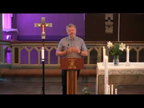 Anders Nilsson talar om sin tro