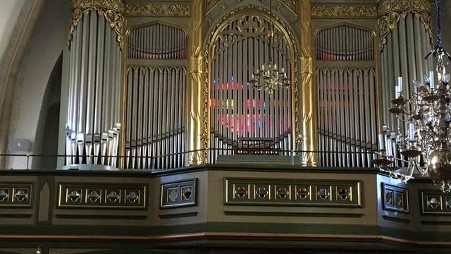 Orglar i Skara stift