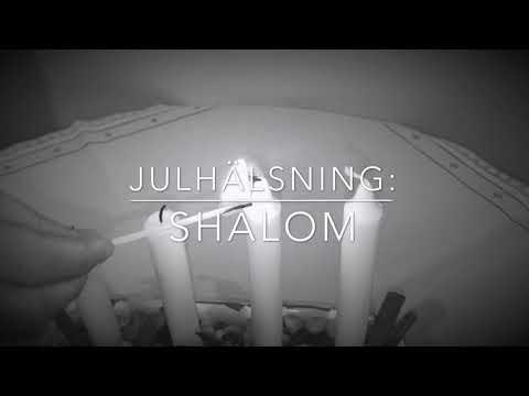 Julhälsning från kyrkoherden i Själevad, Mo och Björna