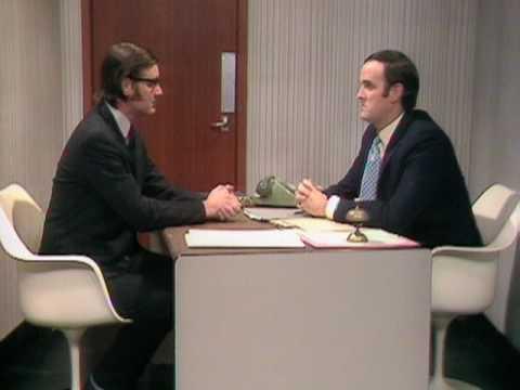 Argument Clinic (ala Monty Python)
