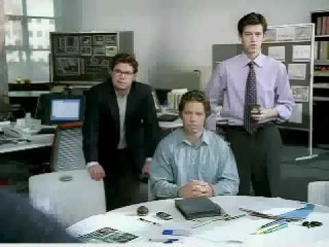 FedEx Office presentation commercial (funny)