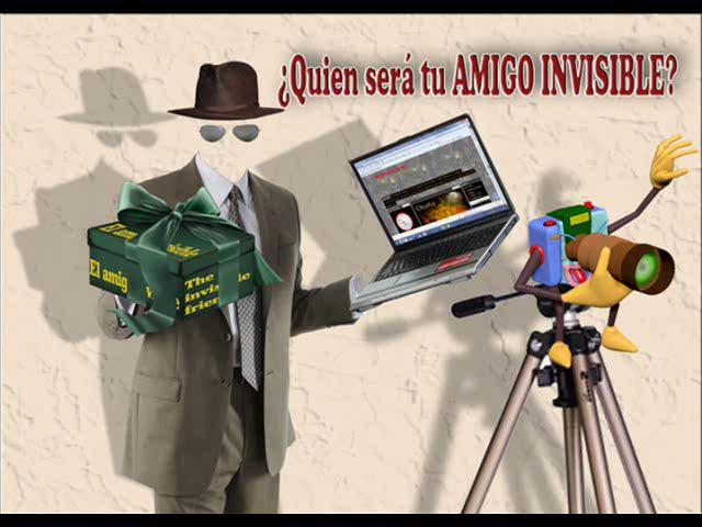 """Regalo para mi amigo invisible Berto """"Alberto Rubio"""""""