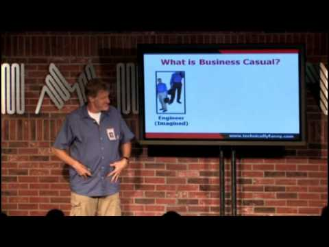 Don McMillan: Business Dress for Dummies