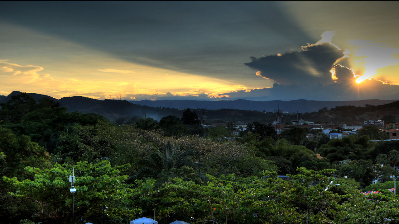 Colombia - Timelapse
