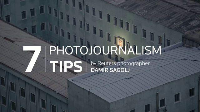 7 buenos consejos fotográficos del fotoperiodista Damir Sagolj