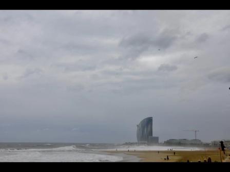 mar embravecido, ternura.