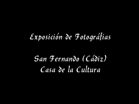 """Exposicion  """" cierros de la isla"""""""