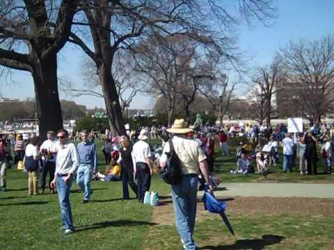 Obamacare DC Vigil, March 20, 2010