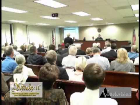 Entire Georgia Ballot Access Hearing, Enhanced Audio, 1-26-2012