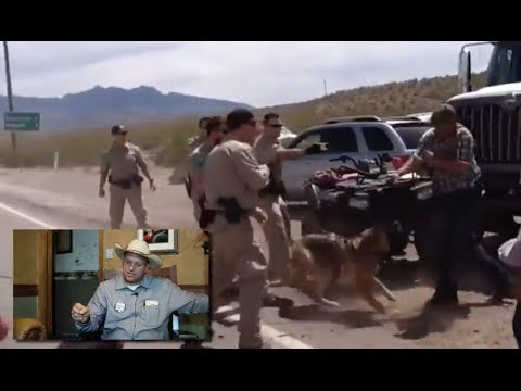 Ammon Bundy Discusses being Tased, Margaret being Thrown to the Ground