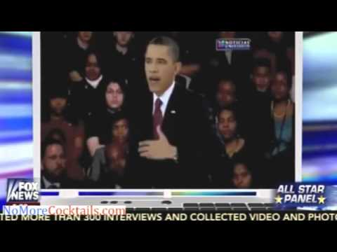 Montage of Obama saying numerous times he cannot go around Congress on immigration