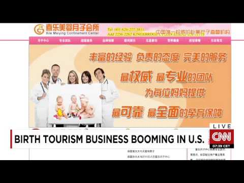 Birth Tourism Business Booming In U.S.