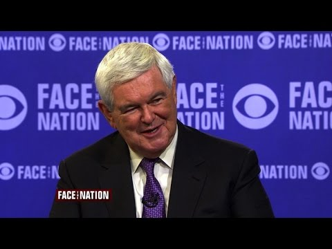 """Newt Gingrich defends Trump on foreign policy: """"This is not presidential stuff"""""""