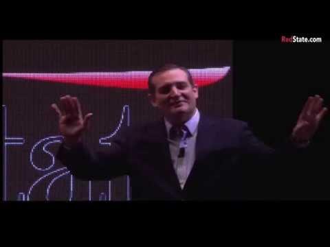 Senator Ted Cruz at RedState Gathering 2015