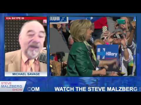Malzberg | Michael Savage: Black Lives Matter Are Obama's Shock Troops Like Hitler's Brown Shirts