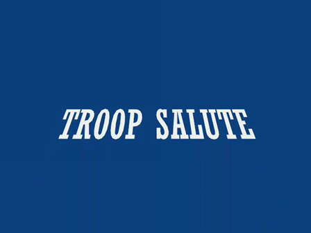 Independence Day Salute To Our Troops