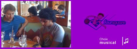 Naveen Selvadurai Foursquare