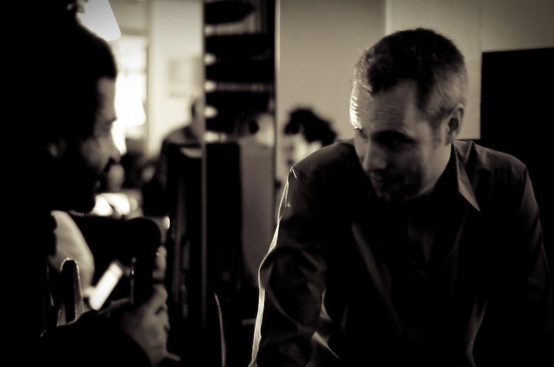 Simon Rogers et Ziad Maalouf