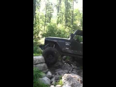 Rausch creek rock crawling