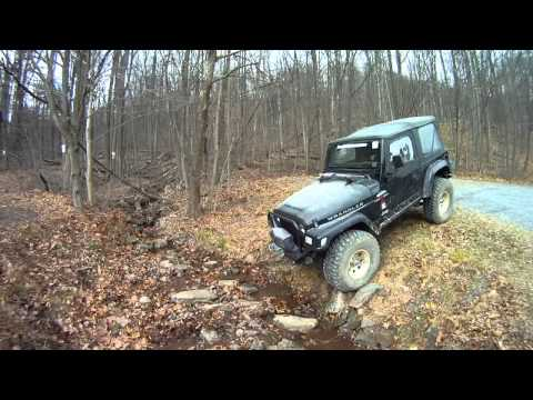Blue Ridge Jeepers November 2012