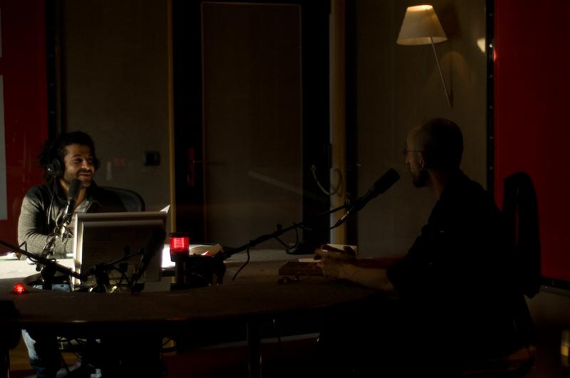 Enregistrement dans le studio 149