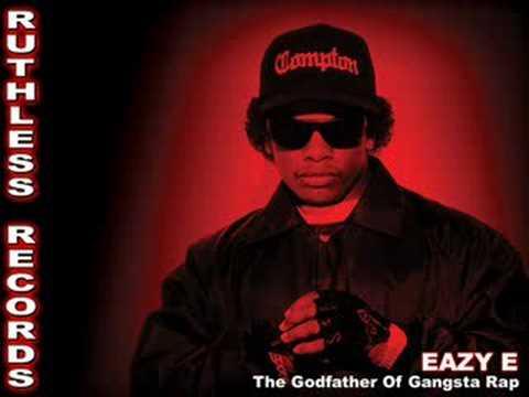 Eazy-E NWA AutoMobile Uncensored