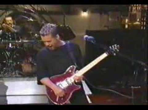 Van Halen - Not Enough - Letterman ' 95