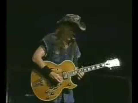 Ted Nugent -Stranglehold