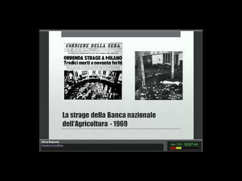 Cantare la politica - Silvia Magnani