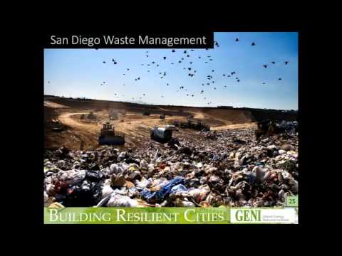 Resilient Cities - Waste Management